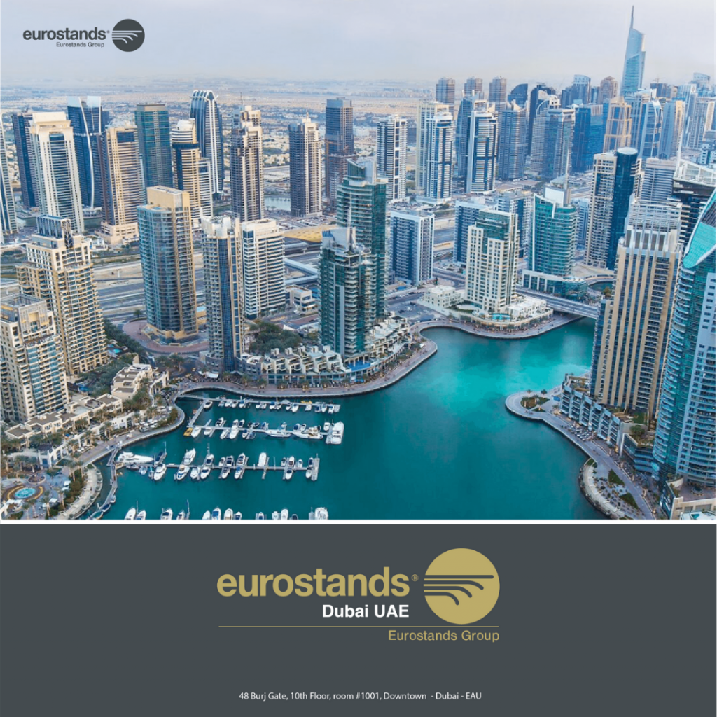 Eurostands groups opening its offices in Dubai