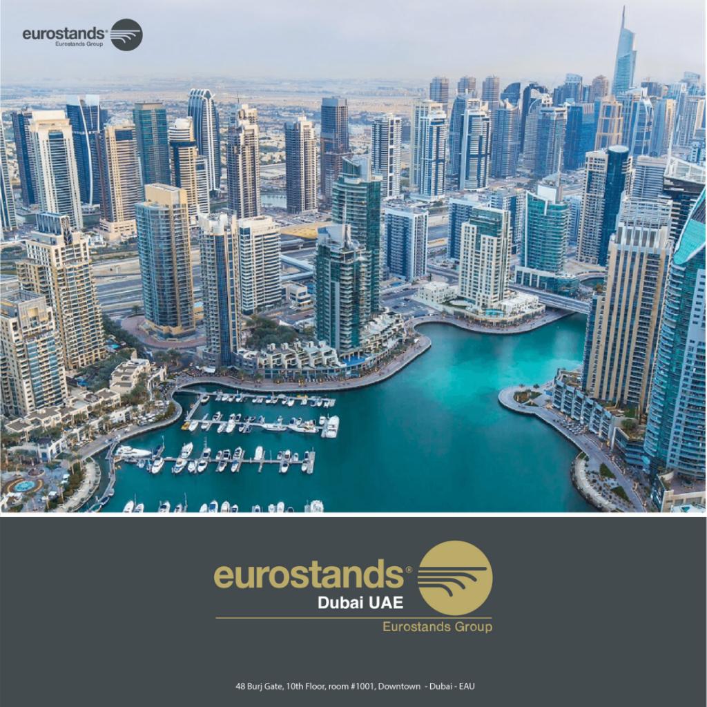 Eurostands group apre gli uffici a Dubai