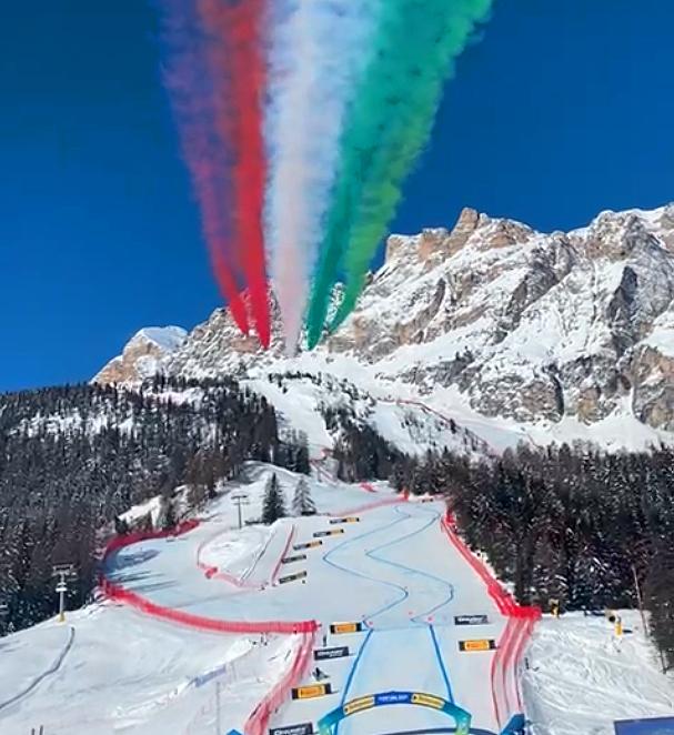 Eurostands è technical partner di Cortina 2021