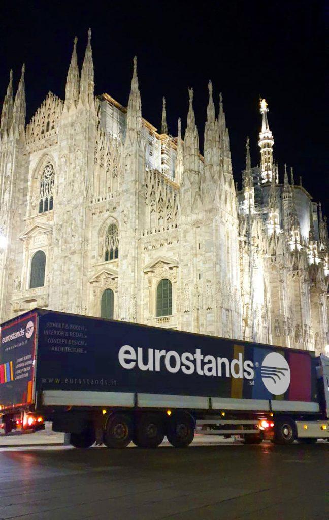 Allestimento green Eurostands Milano Monza Motor Show_6