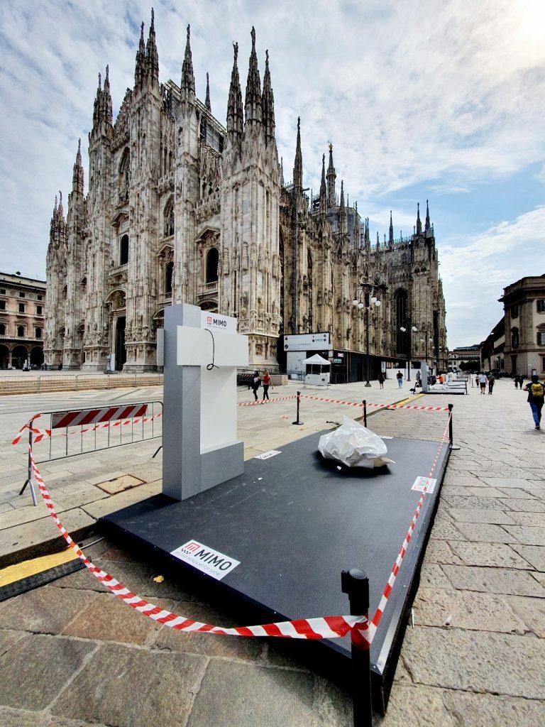 Fase Allestimento green Eurostands Milano Monza Motor Show_5